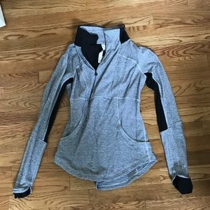 Lululemon quarter zip sweater